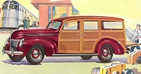 1939 Ford wagon