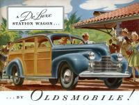 1940 Oldsmobile Wagon brochure