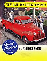 1946 Studebaker Coupe