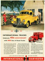 1947 International Harvester