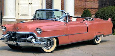 1955 Cadillac Shop Manual