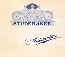1903 Studebaker Electric