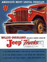 1948 Jeep Full Line