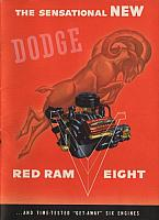 1953 Dodge Red Ram