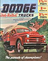 1953 Dodge Medium Trucks