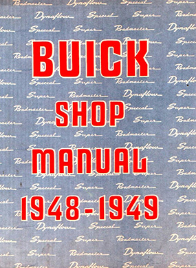 1948-49 Buick Shop Manual
