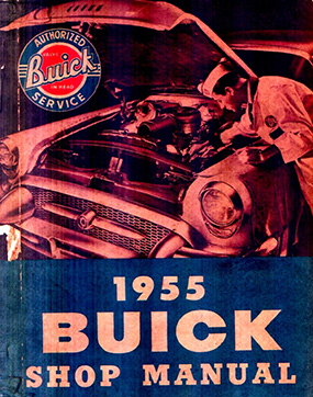 1955 Buick shop manual