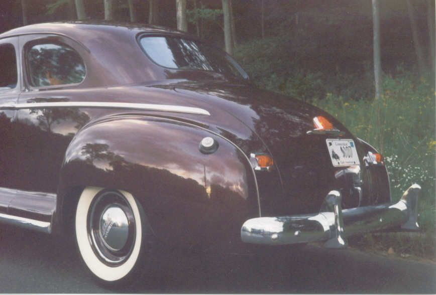 1948 Plymouth The Old Car Manual Project