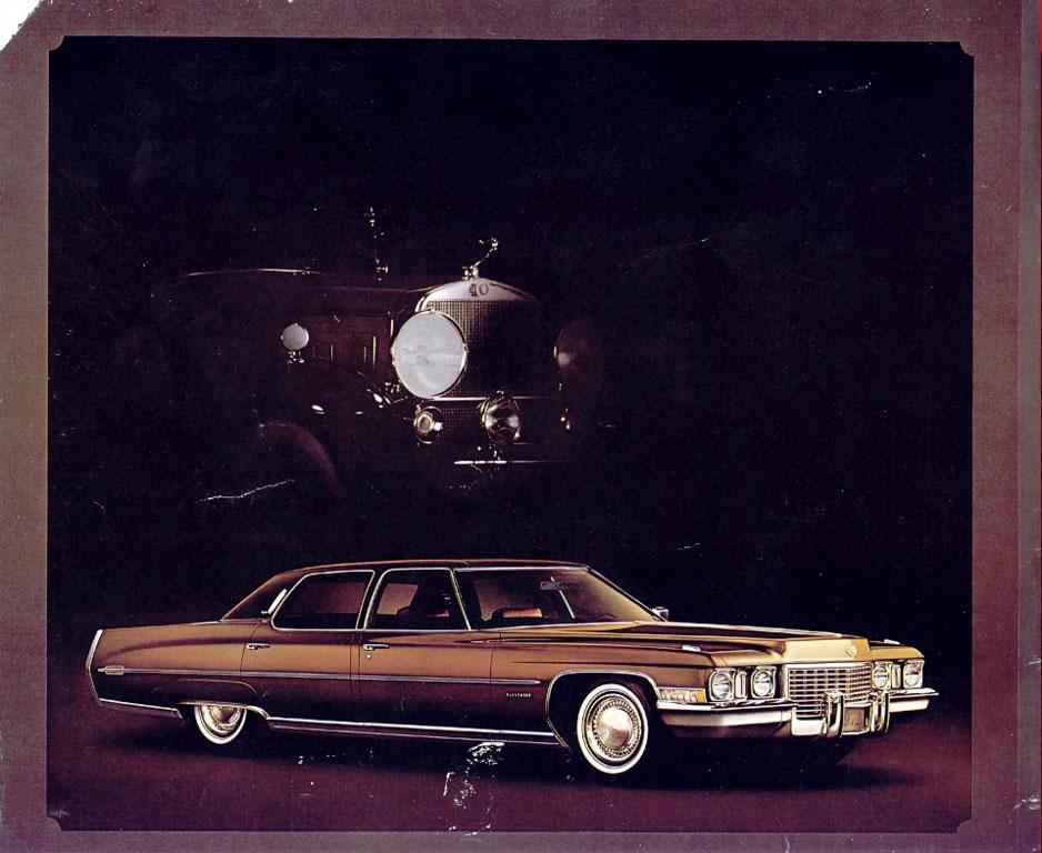 1972 Cadillac Brochure 06JPG