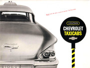 1958 Chevy Taxi Brochure