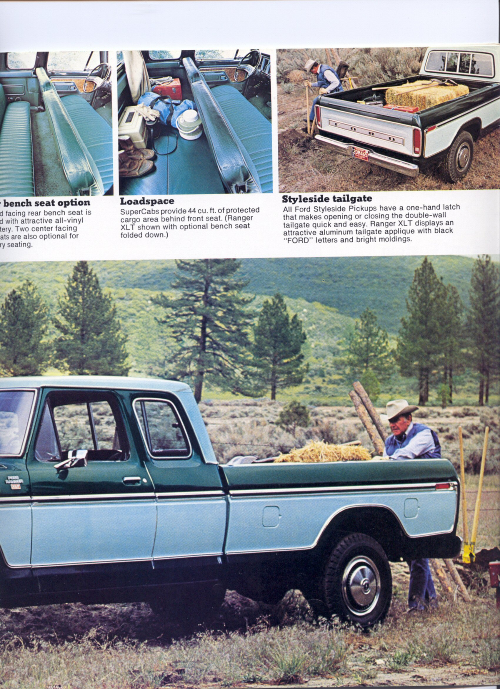 ford truck brochure