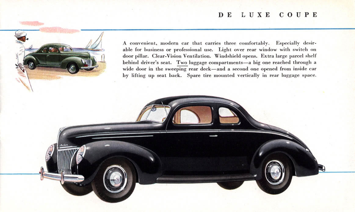 Old Ford Cars >> 1939 Ford / Page05.JPG
