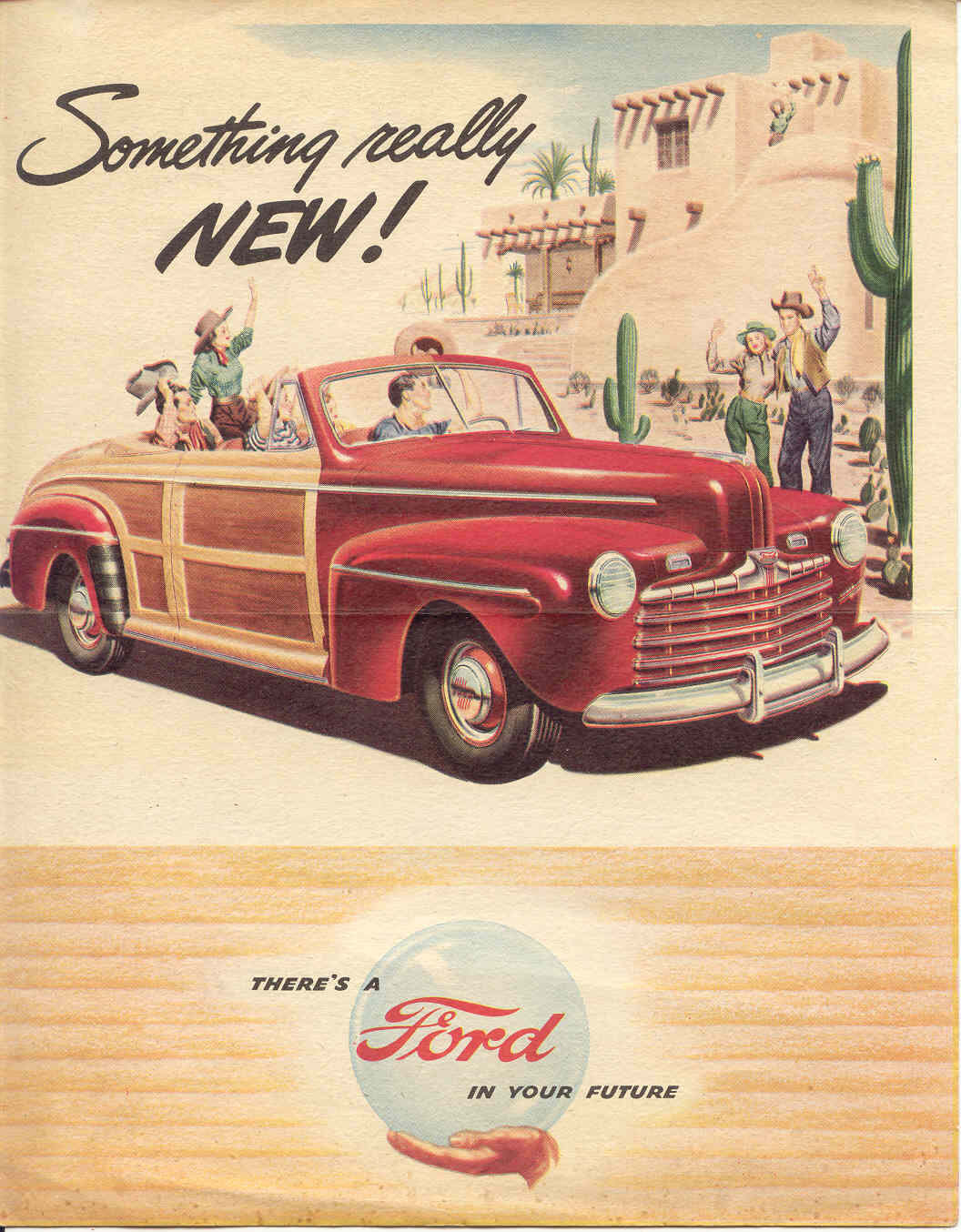 1946 Ford Sportsman / 1946 For...