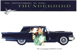 1959 Ford Thunderbird Brochure
