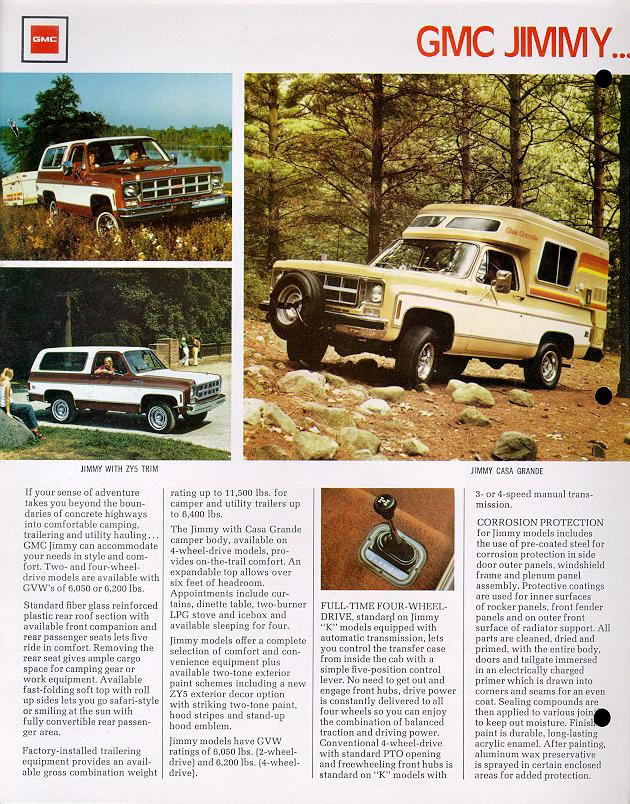 1977 Chevrolet And Gmc Truck Brochures 1977 Gmc Jimmy 02 Jpg