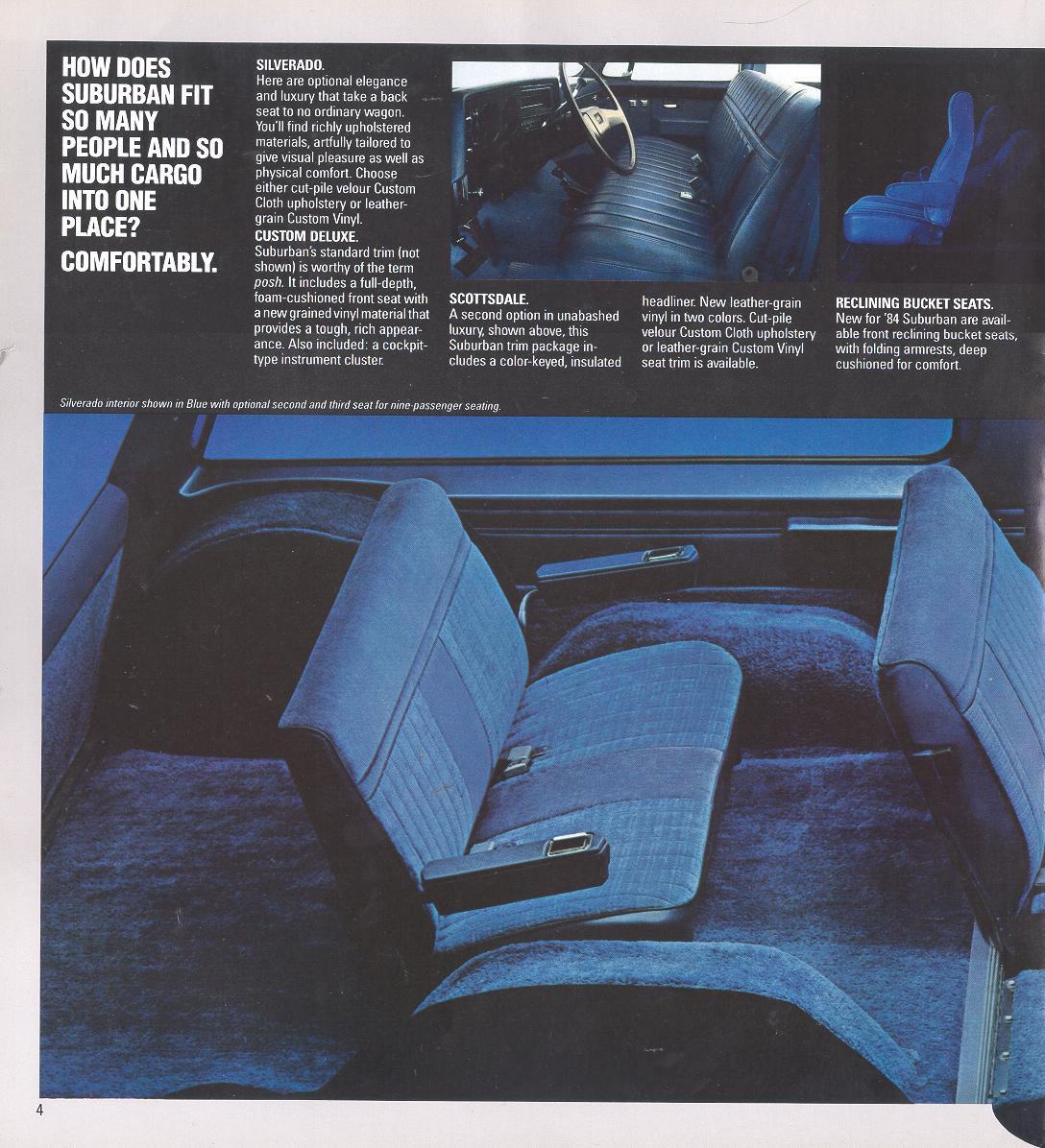 1984 Gmc File Chevrolet K5 Blazer Jpg Wikimedia Commons 1984 Chevrolet And Gmc Truck Brochures