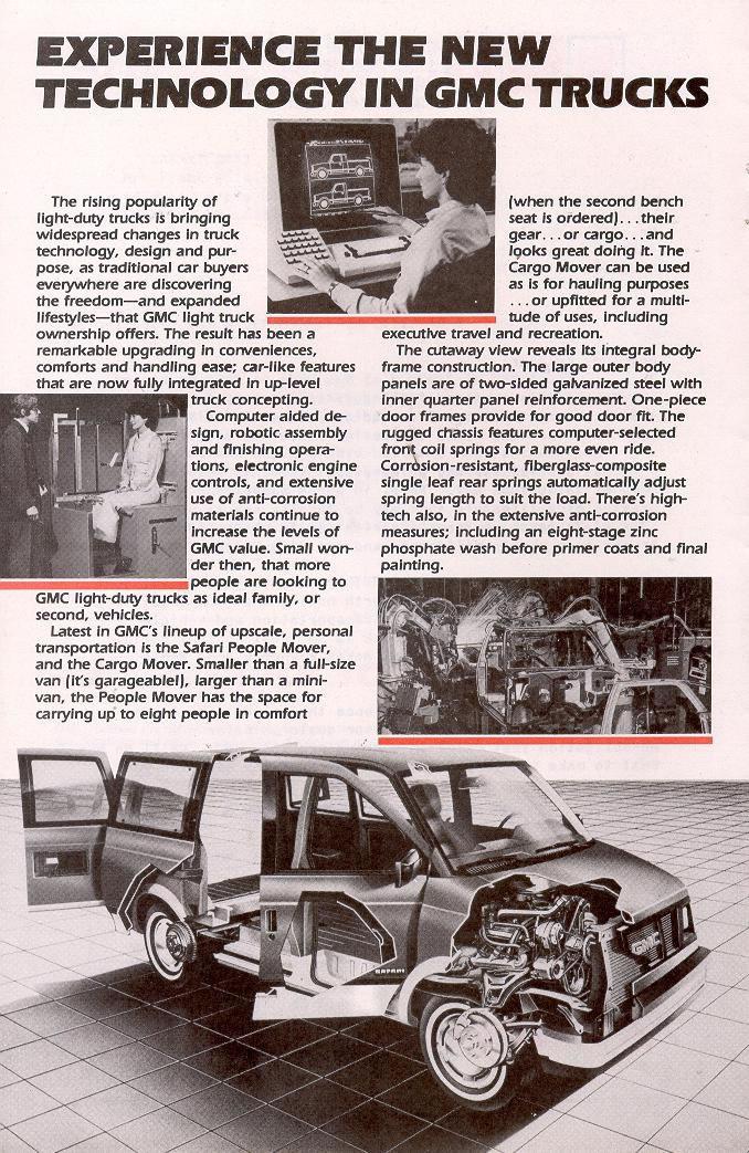 1985 Chevrolet and GMC Truck Brochures / 1985 GMC Truck-04.jpg