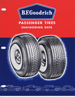 1960 BF Goodrich Tire Engineering Data