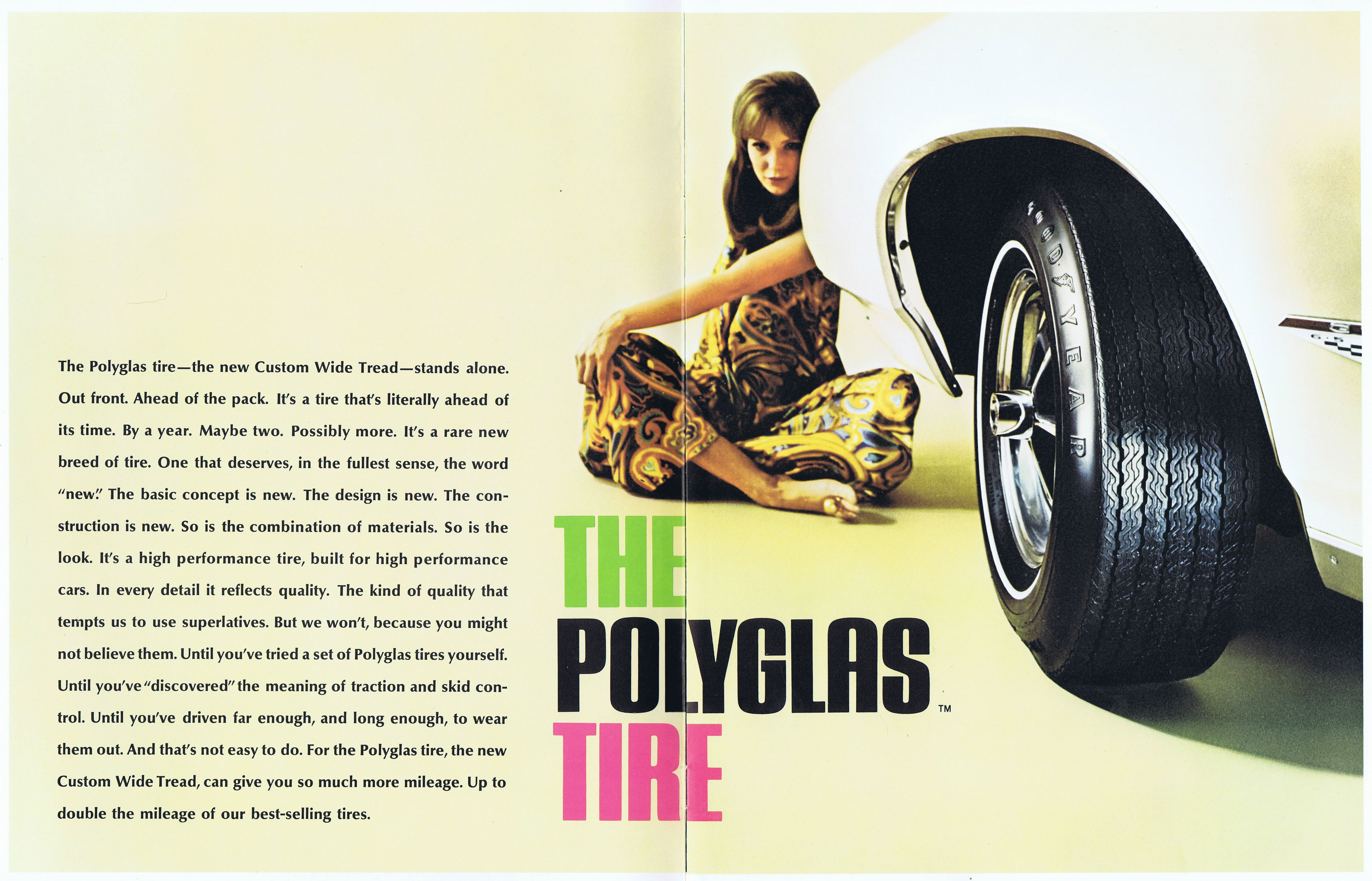 1968 Polyglas Tire Brochure / GY_CWT-PG_3-68_pp2-3.jpg Goodyear Tires