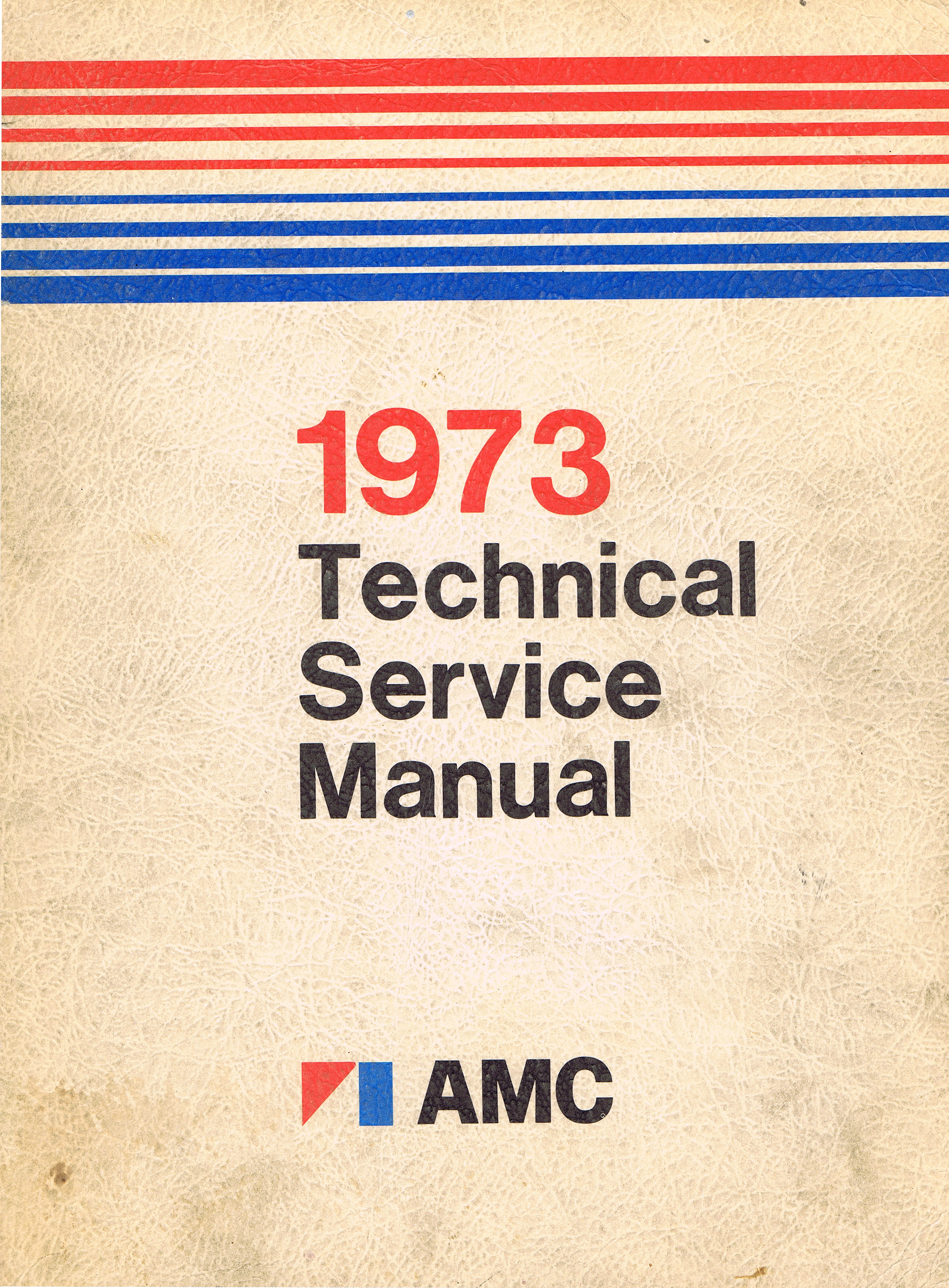 1973 amc technical service manual page 1 of 5 rh oldcarmanualproject com 1973 AMC Javelin AMX 1975 AMC