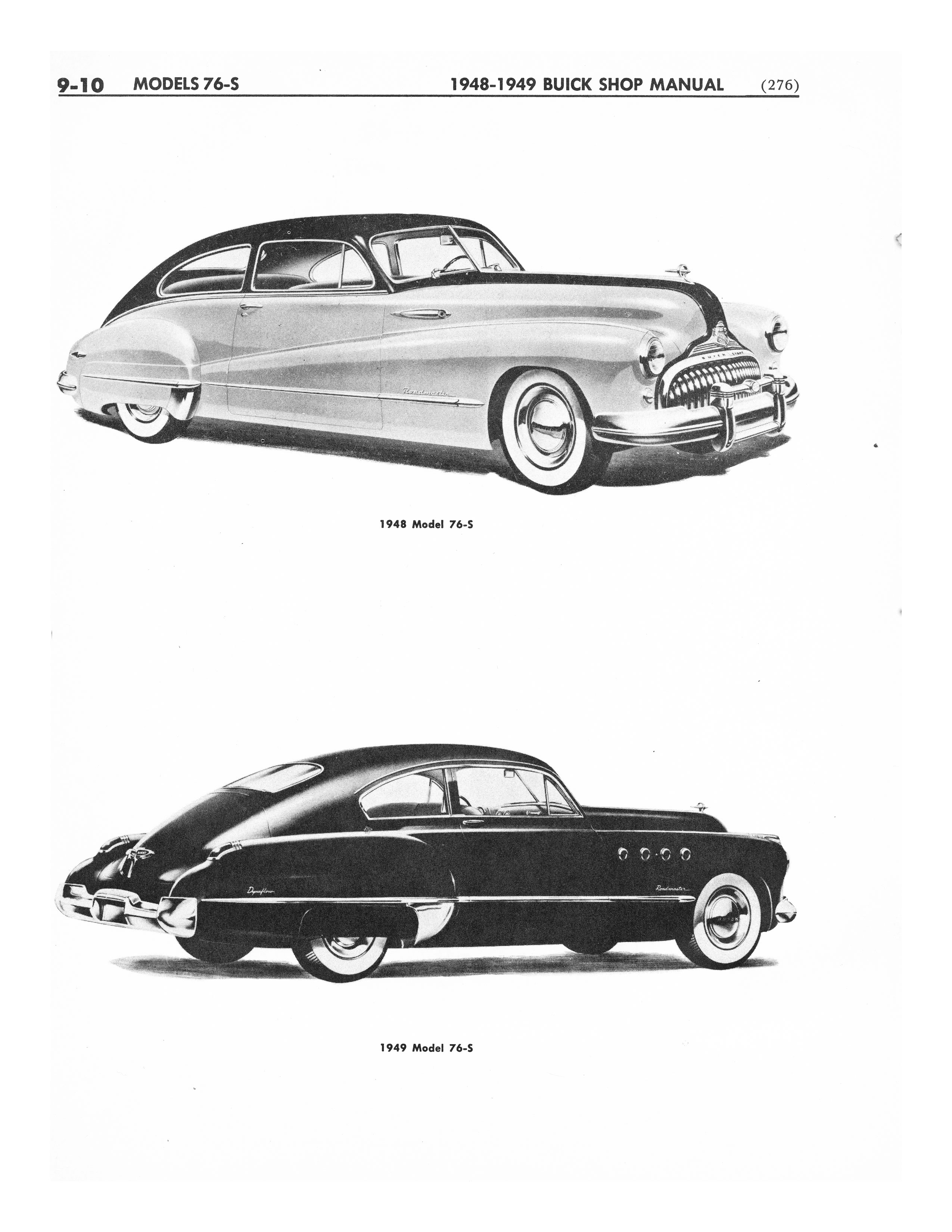 1948 Buick 1948 Buick Roadmaster Ext2 Ramshead Automobile