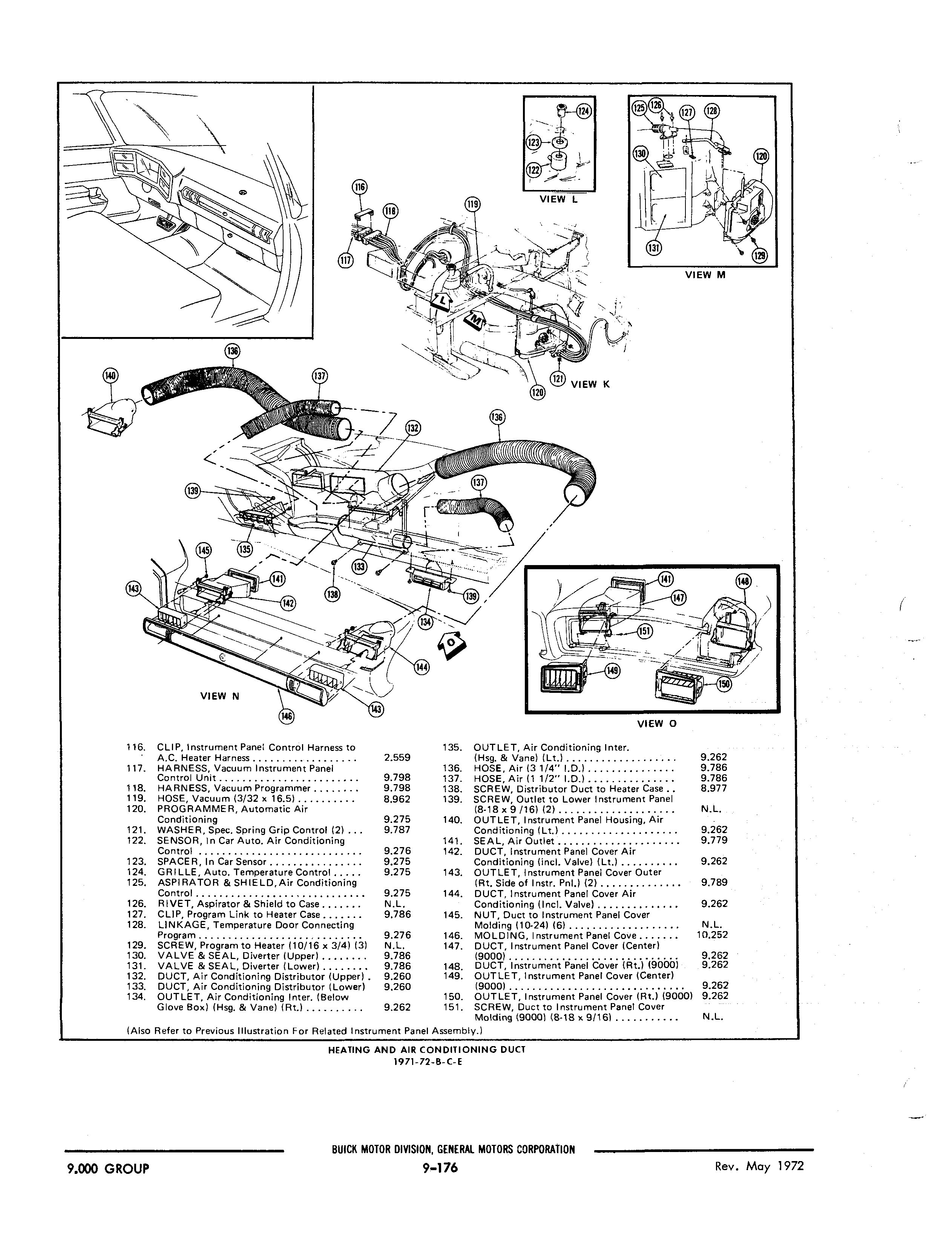 1951 ford heater diagram