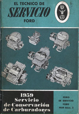 1959 Frod Carburetors