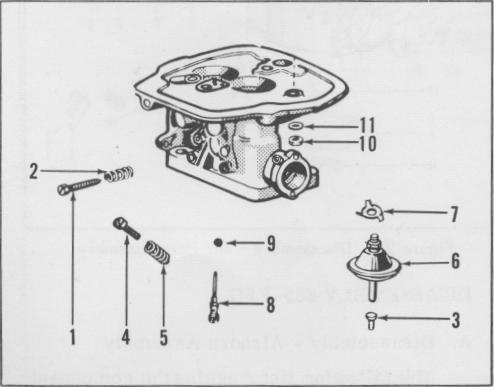 Jeep 40 vacuum diagram