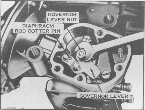 Mcarbholl B Index Picture on Carburetor Diaphragm