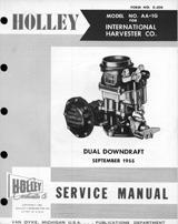 1955 IHC AA-1G Manual