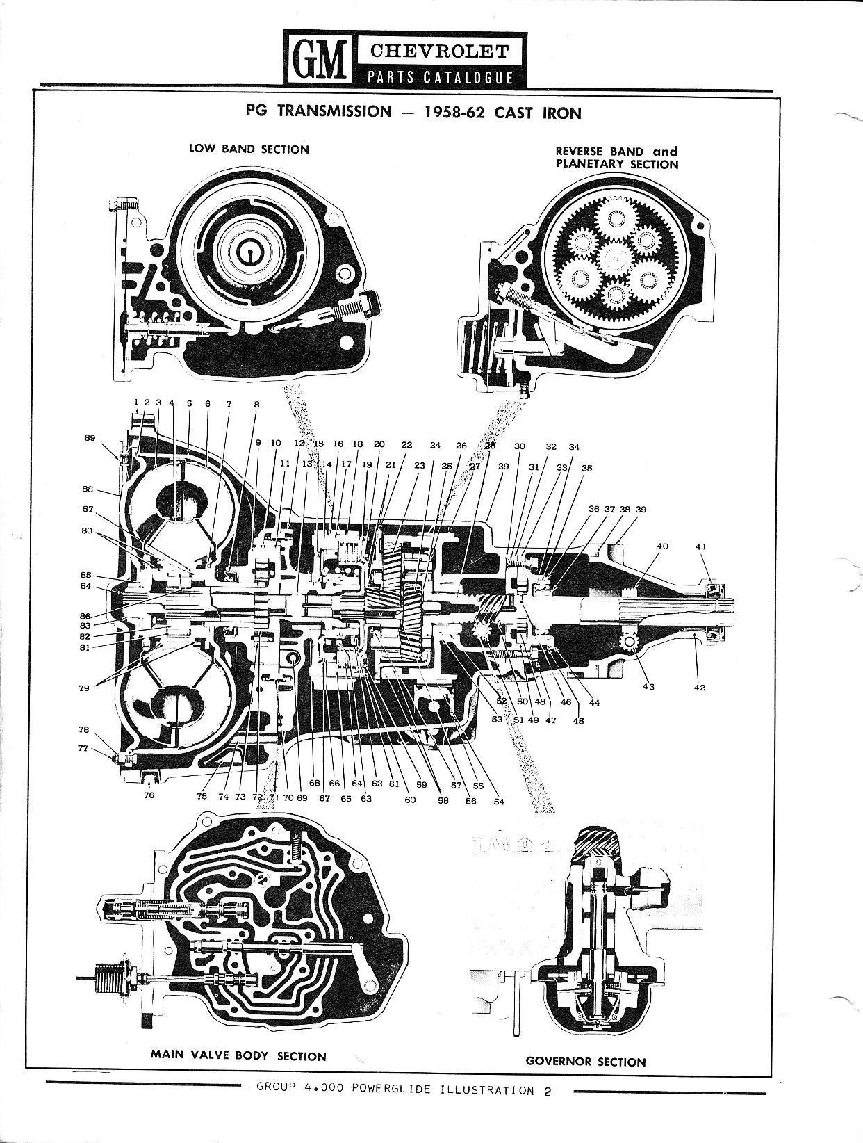 1958 cadillac vacuum diagram  cadillac  auto wiring diagram