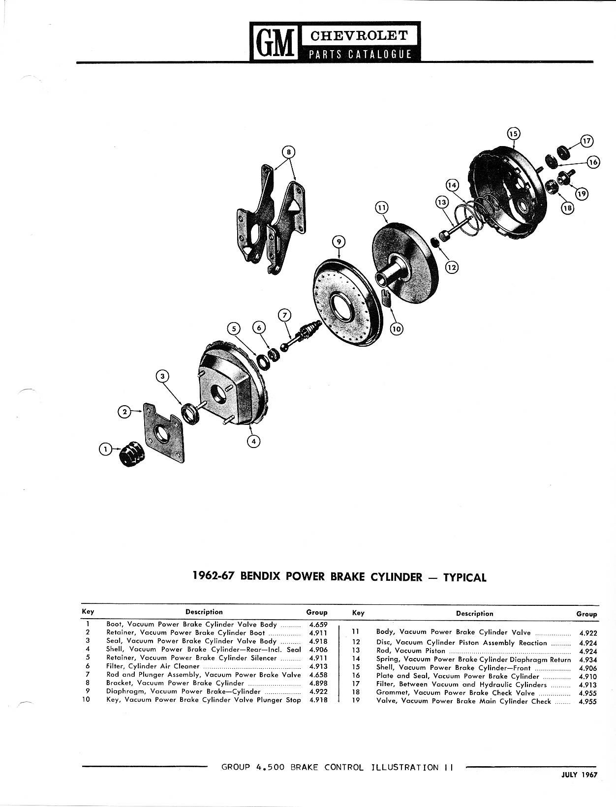 old chevrolet truck parts catalog