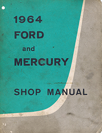1964 Ford Shop Manual