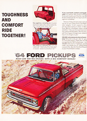 1964 ford and mercury shop manual index rh oldcarmanualproject com ford truck manuals online ford truck manuals free