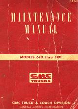 1954 GMC Manual