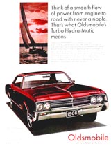 1966 Olds 88