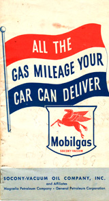 Mobilgas Economy Run Booklet