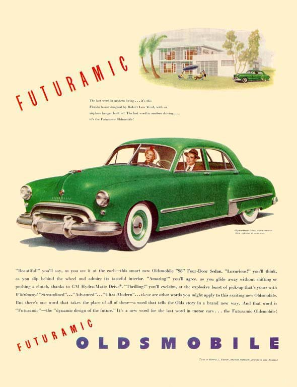 Oldsmobile Pictures - The Old Car Manual Project