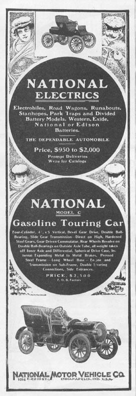 Tortega National Motor Vehicle Co