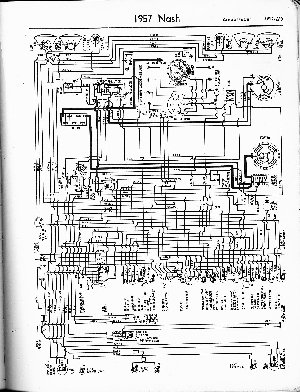 MWire5765 275 nash wiring diagrams the old car manual project old car manual project wiring diagrams at soozxer.org