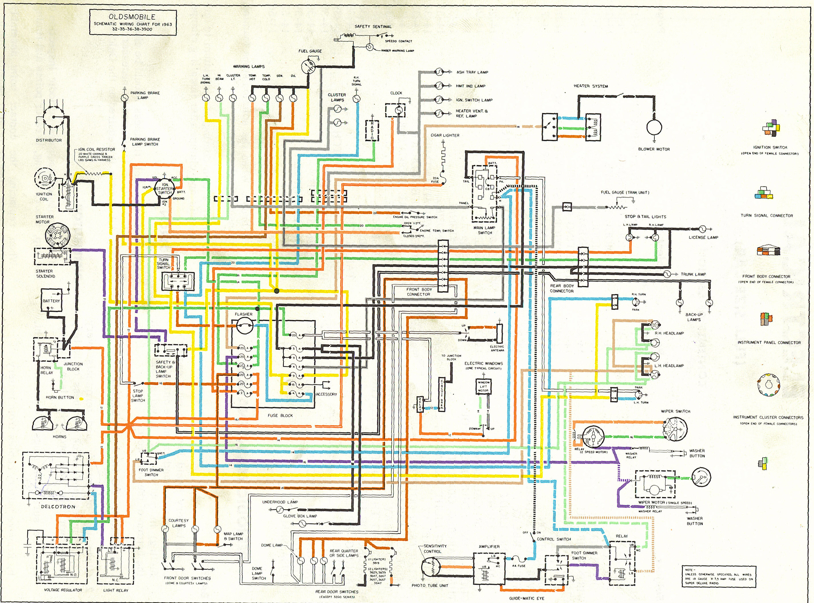 Olds 442 1968 Wiring Harness Diagram Not Lossing 1985 Toyota Pickup Engine 67 Camaro For Rear Free Image Gm Yamaha