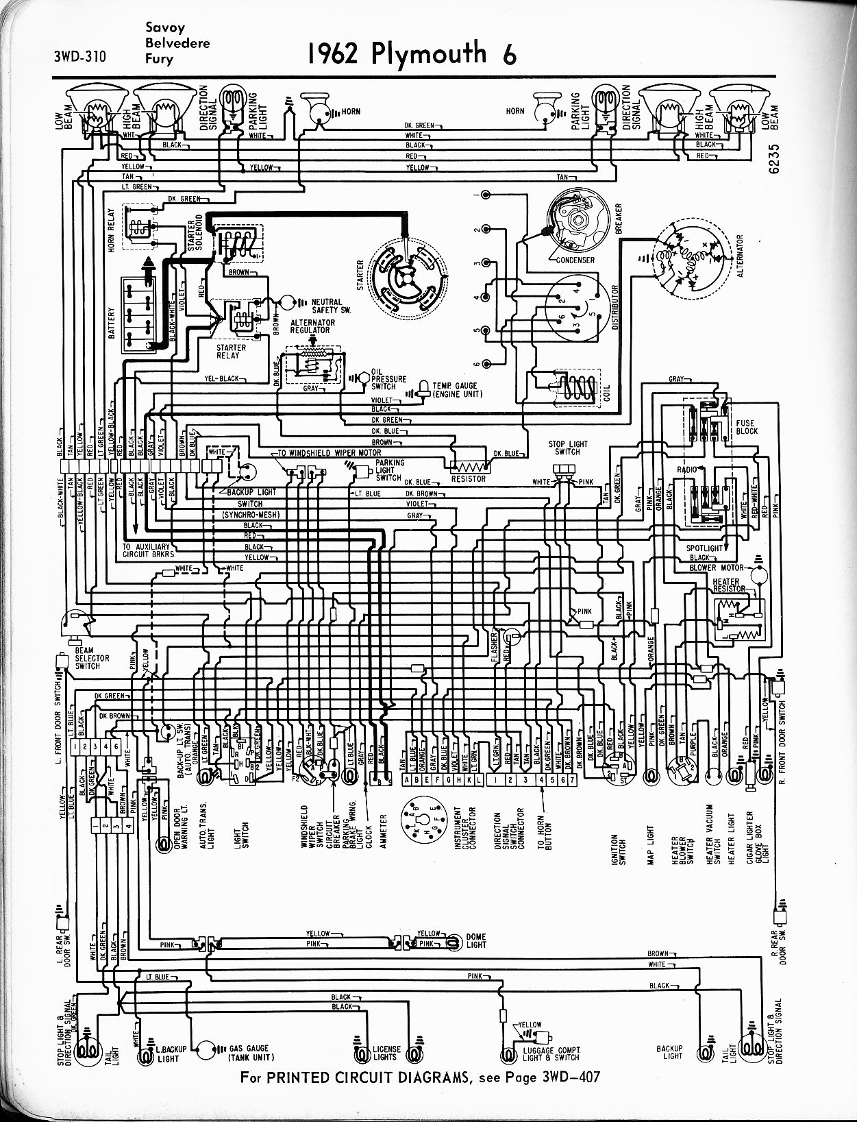 Mwire on 1964 Plymouth Valiant Wiring Diagrams