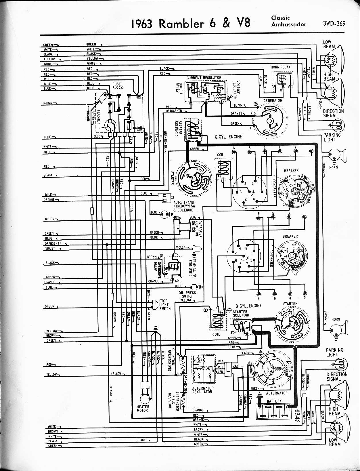 1965 rambler marlin wiring diagram 1965 free engine image for user manual d. Black Bedroom Furniture Sets. Home Design Ideas